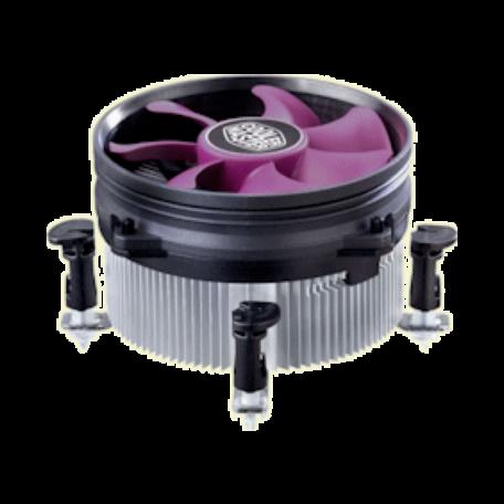 Cooler Master RR-X117-18FP=R1 X Dream i117 koeler voor Socket 1156/1155/775