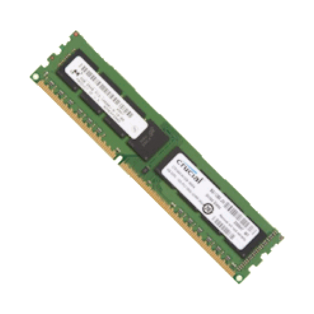 Crucial Technology CT51264BA160B 4GB DDR3-1600 PC3-12800 CL11 unbuffered DIMM 16-chip