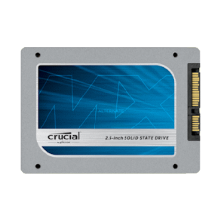 Crucial Technology CT500BX100SSD1 BX100 500GB SSD (SATA-3 6Gb/s, 2.5