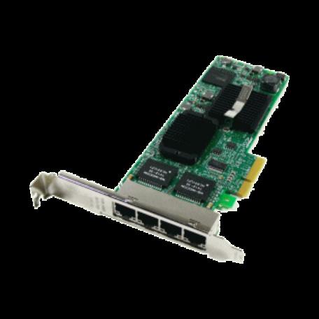 Intel EXPI9404VT Intel® PRO/1000 VT PCIe x4 Quad Port Adapter (Full-Height)