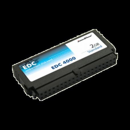 Innodisk DE0H-02GD31C1D EDC4000 40-pin verticale IDE Flashmodule 2GB