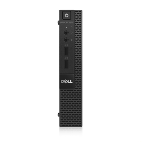 Dell Optiplex 3020M Core i3-4160T 3.1GHz, 4GB RAM/128GB SSD, USB3.0, DisplayPort+VGA, Win 10 Pro