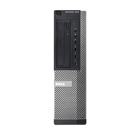 Dell Optiplex 7010 SFF Core i3-3240 3.4GHz, 4GB RAM/120GB SSD, DVDRW, Gbit, USB3.0, Win 10 Pro