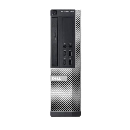 Dell Optiplex 7010 SFF Core i7-3770 3.4GHz, 8GB RAM/240GB SSD, DVD, Gigabit, USB3.2, Win 10 Pro