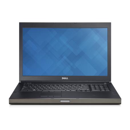 Dell Precision M6800 i7-4610M, 16GB RAM/256GB SDD+500GB HD, DVDRW, 17.3