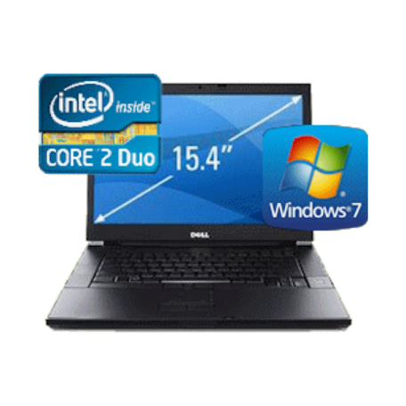 Dell Latitude E6500 C2D 2.4GHz/160GB/4GB/DVDRW WLAN+WWAN/15.4