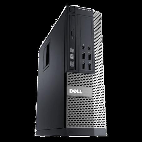 Dell Optiplex 7010 SFF Core i5-3470 3.2GHz, 4GB DDR3/320GB HD, DVDRW, USB3.0, Quadro 600, Win10 Home