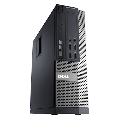 Dell Optiplex 7010 SFF Core i3-3240 3.4GHz, 8GB DDR3/120GB SSD, DVDRW, Gigabit, USB3.0, Win 10 Home
