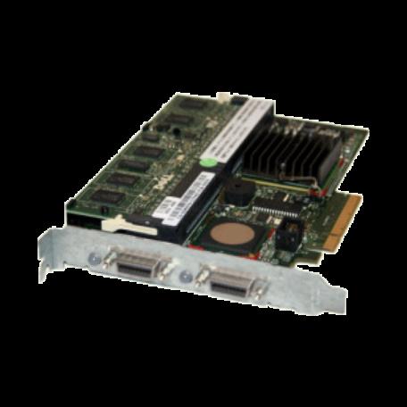 Dell 0DM479 PERC 5/E PCIe x8 SAS RAID-controller 256MB cache