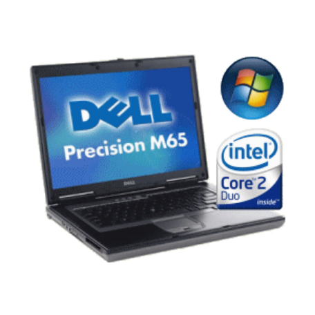 Dell Precision M65 C2D 2.0GHz/80GB/2GB DVDRW/(W)LAN/15.4