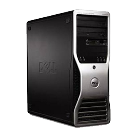 Dell Precision T3500 Xeon W3550 3.06GHz 16GB/320GB DVDRW/QNVS295/W7P