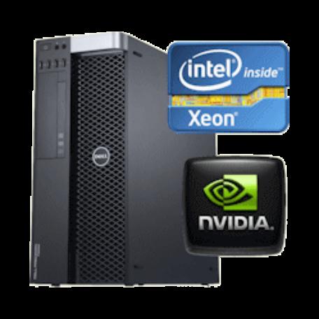 Dell Precision T3600 Xeon E5-1607 3.0GHz 8GB/250GB DVDRW/NVS300/W7P