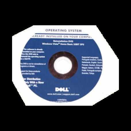 Microsoft/Dell 06WRK5 Windows Home Basic 32-bit SP2 recovery DVD