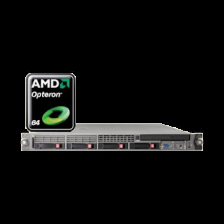 HP Proliant DL365 G5 1U Quad-Core O2352 2.1GHz/4GB 2x 146GB/2x PSU