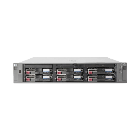 HP Proliant DL385 G1 2U Opteron 270/4GB/6x36GB 10K/CD SA 6i/2x PSU