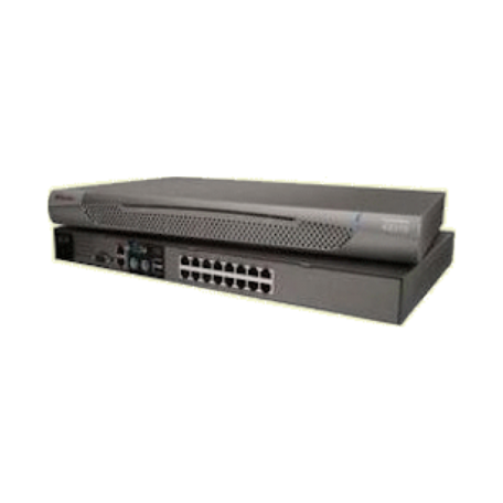 Raritan Dominion KX216 16-poorts KVM Over IP Switch, 1U 19