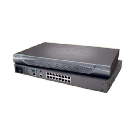 Raritan Dominion SX16 16-poorts Secure Serial Console Server Switch