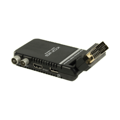 König DVB-T HDMI10 High-Definition Scart DVB-T Receiver (1080p, HDMI)