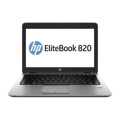 HP EliteBook 820 G2 Core i5-5300U 2.3GHz, 8GB RAM/256GB SSD, 12.5 inch HD, WiFi+BT4.0, Win 10 Pro
