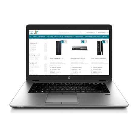 HP EliteBook 850 G1 Core i5-4310U, 8GB RAM/250GB SSD, 15.6