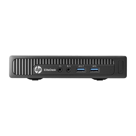 HP EliteDesk 800 G1 Mini Core i5-4590T 2.0GHz, 8GB RAM/256GB SSD, Gigabit LAN, 6x USB3.0, Win 10 Pro