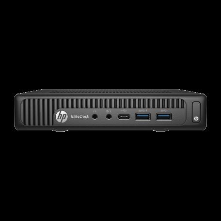 HP EliteDesk 800 G2 Mini Core i5-6500, 8GB DDR4/256GB SSD, 6x USB3.2, VGA+2x DP, ac-WiFi, Win 10 Pro