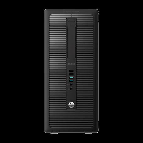 HP EliteDesk 800 G1 Tower i5-4670 8GB RAM/256GB SSD, DVDRW, Gigabit, USB3.0, GeForce GT630, W10 Pro