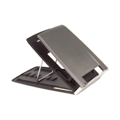 BakkerElkhuizen Ergo-Q 330 Ergonomische notebookstandaard van aluminium