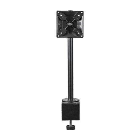 Nedis ERGOSMM100BK Bureau-Monitorbeugel 90° Draai- en Kantelbaar voor 1 monitor (14-24