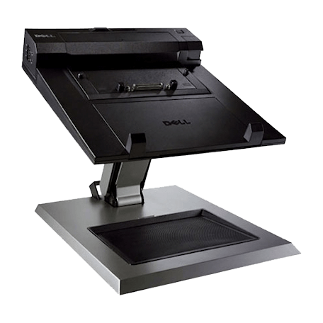 Dell E/View Laptopstandaard voor Dell E/M-series notebooks