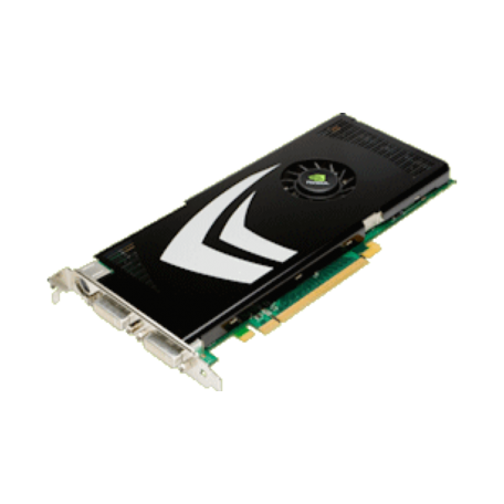Nvidia Geforce 9800GT PCI-E (512MB 256bit RAM, 2x DVI-I DL+TV-Out, DX10)