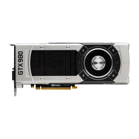NVidia GeForce GTX 980 PCI-express 3.0 x16 (4GB GDDR5, 3x DisplayPort, DVI-I, HDMI)