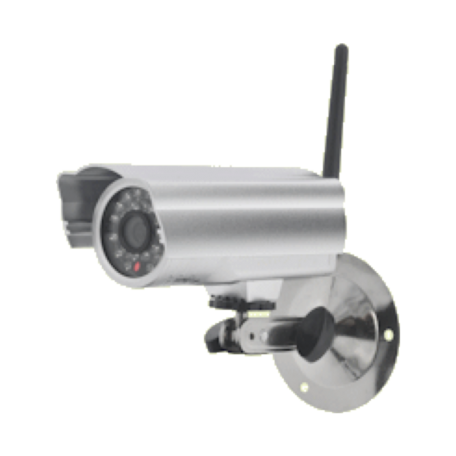 OEM Gunnie IP beveiligingscamera (Wired/WiFi, Night Vision)
