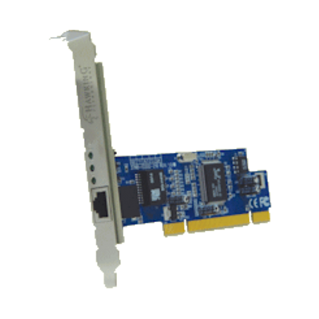 Hawking HGA32T 10/100/1000Mbit PCI 32-bits Gigabit-NIC