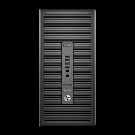 HP ProDesk 600 G2 MT Core i3-6100 3.7GHz, 8GB DDR4/240GB SSD+500GB HD, DVDRW, 6x USB3.0, Win 10 Home
