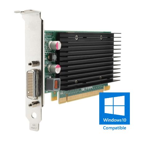 HP BV456AA Nvidia NVS 300 Dual-Head 512MB PCIe x16 videokaart