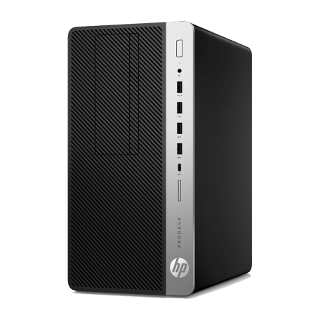 HP ProDesk 600 G3 MT Core i5-6500 3.2GHz, 8GB DDR4/256GB SSD+1TB HD, DVDRW, USB3.0+USB-C, Win 10 Pro