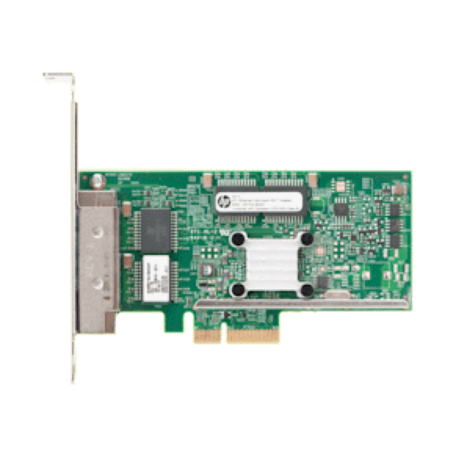HP 647594-B21 Ethernet 1Gb 4-port 331T adapter (PCIe x4)