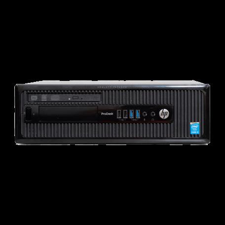 HP ProDesk 400 G1 SFF Core i3-4130 3.4GHz, 8GB RAM/128GB SSD, DVDRW, Gbit, USB3.0, Win 10 Pro