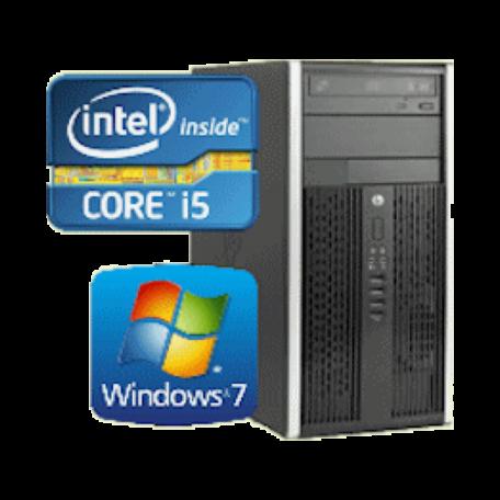 HP/Compaq 6300 Pro MT Core i5-3470 8GB/128GB SSD/DVDRW Gbit/10xUSB2.0/7P