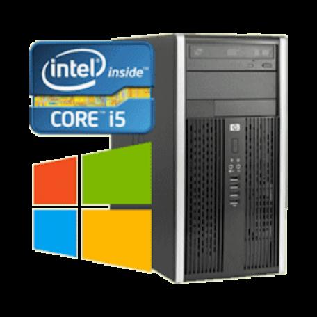 HP/Compaq 6300 Pro MT Core i5-3470 8GB/128GB SSD/DVDRW Gbit/10xUSB2.0/8P