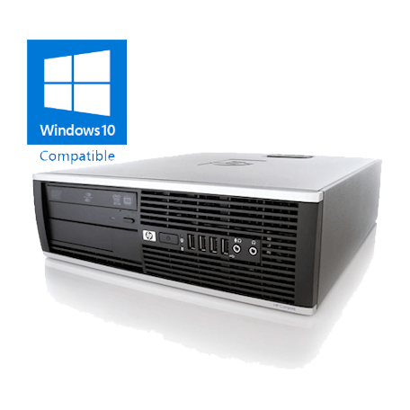 HP Elite 8200 SFF Core i5-2400 3.1GHz, 8GB DDR3/240GB SSD, DVDRW, Gigabit, 8x USB2.0, Win 10 Home