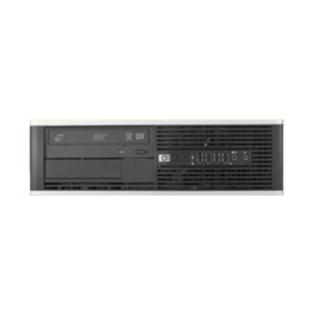 HP/Compaq Elite 8000 SFF Core2Duo 3.16GHz 4GB/320GB/DVDRW Gbit/10x USB/W7P