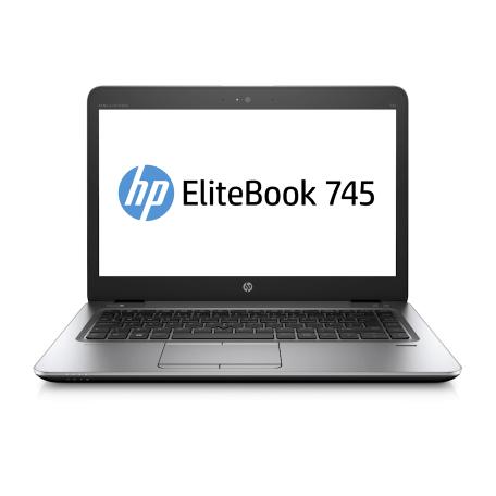 HP EliteBook 745 G4 AMD Pro A10-8730B, 8GB DDR4/128GB SSD, 14 inch Full-HD, WiFi+BT+WWAN, Win 10 Pro