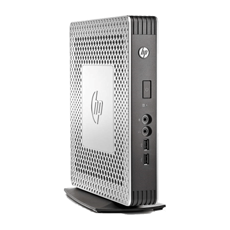 HP t610 Thin-Client (WES7+IE9, 16GF/2GR, 2xUSB3.0, DVI+DP)