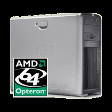 HP xw9400 Workstation 2x Opteron DC 2.8GHz 16GB/500GB DVDRW/FX4600/W7P
