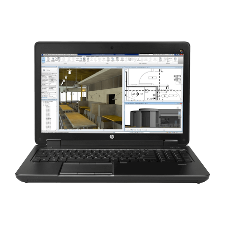 HP ZBook 15 G2 i7-4810MQ, 16GB RAM/256GB SSD, 15.6