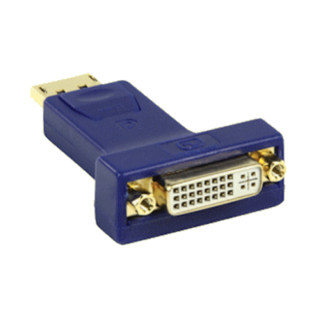 HQ HQSC-103 DisplayPort Male -> DVI-D Female Dual-Link adapter