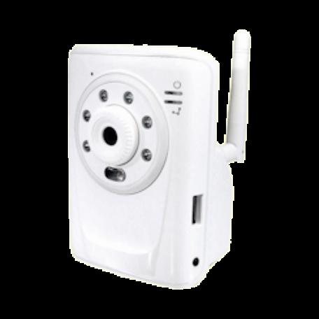 Hawking HRPC2 HomeRemote Pro Wired/WiFi IP-camera + NightVision