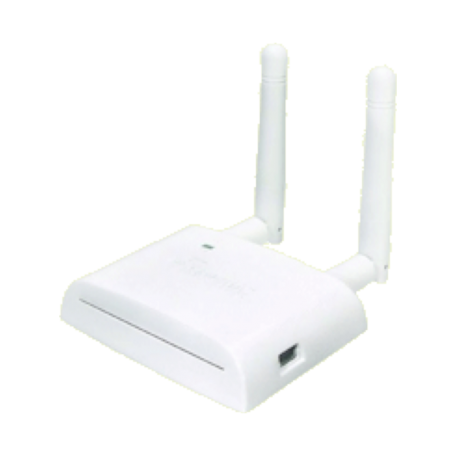 Hawking HWUN1 Hi-Gain Wireless-300N USB Adapter met antennes